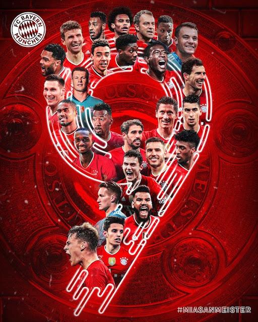 Bayern Münih Mucizesi