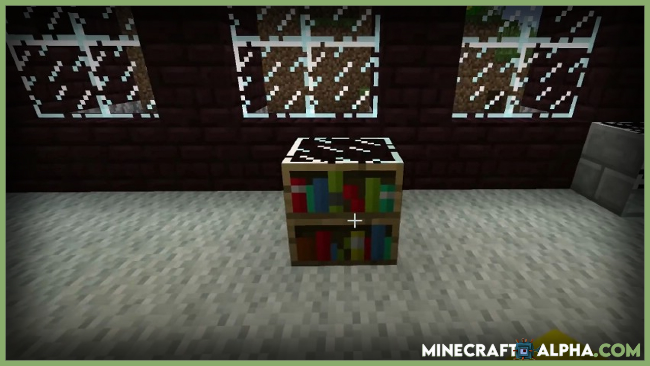 Mod 1.17.1 Secret Rooms (Discovery of the secrets of Trayaurus)