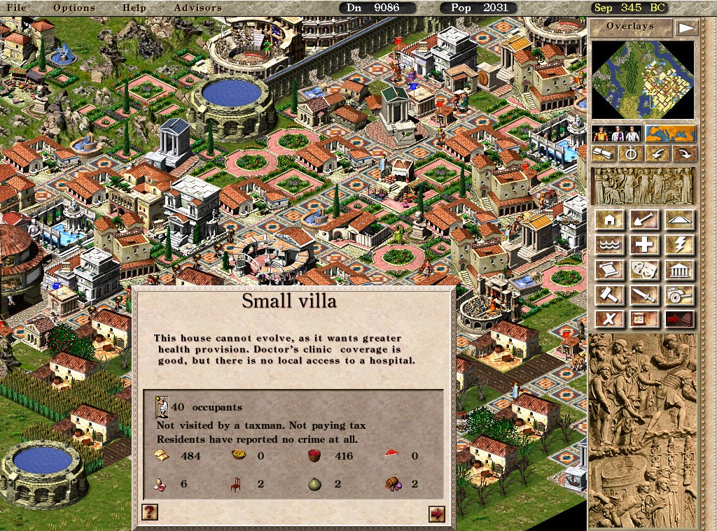 Free Download Pc Games Strategy Caesar 3 Full Version