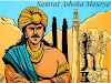 चक्रवर्ती सम्राट अशोक यांचा इतिहास - Samrat Ashok Biography in Marathi