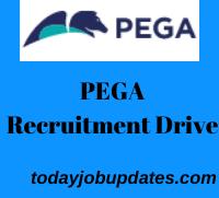 Pega Recruitment Drive