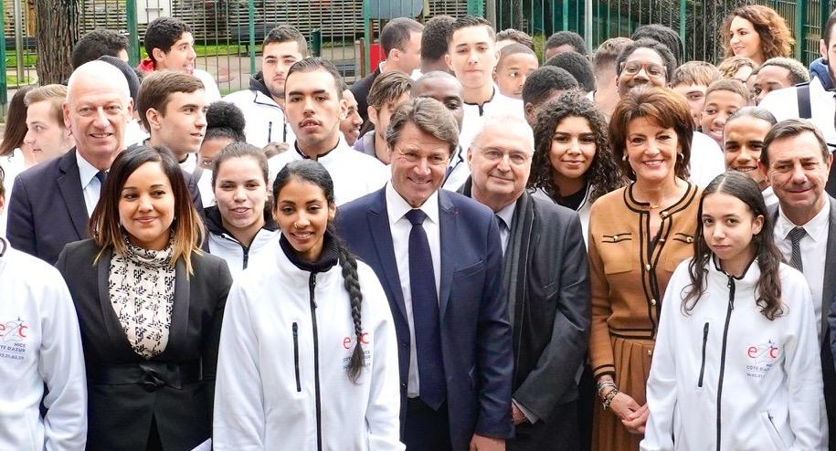 Christian Estrosi a inauguré à Nice une «école de la deuxième chance»: mais qu'est-ce que c'est?