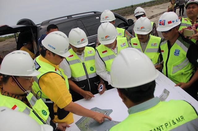 Menteri Perindustrian Support Penuh Pembangunan KEK Pulau Baai Bengkulu