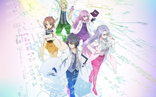 Second Season of Anime Rikei ga Koi ni Ochita no de is Officially Announced