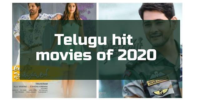 List of Telugu hit movies of 2020 | Best Telugu movies of 2020