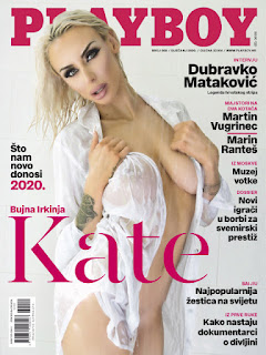 Playboy Croacia – Enero 2020 PDF