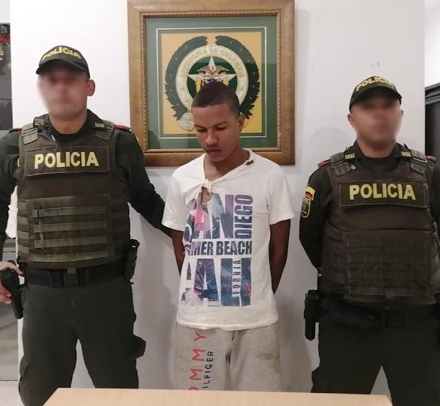 Tenía orden de captura por el delito de concierto para delinquir y tráfico, porte y fabricación de estupefacientes.