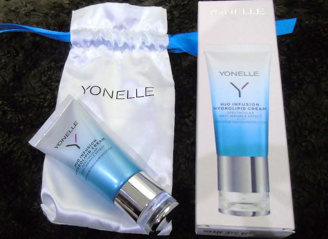 Yonelle - Hydrolipidowy krem infuzyjny H2O - recenzja