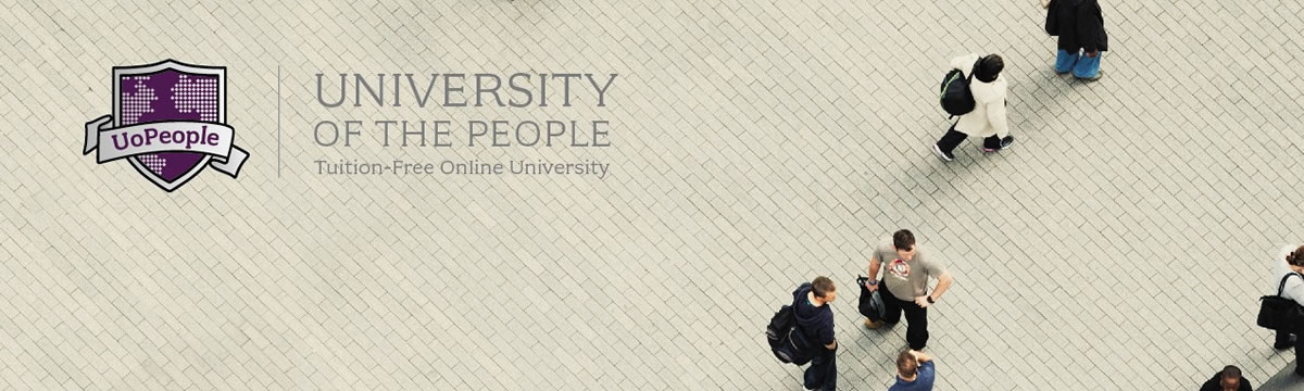 the career centre plus  university of the people online