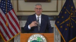 STATCOM date as July 4 Holcom details by Step Reopening of Indiana