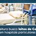 Prefeitura busca leitos de Covid em hospitais particulares