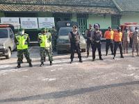 Antisipasi Peningkatan Sebaran Covid-19, Petugas Gabungan Di Bojonegoro Patroli Bersama