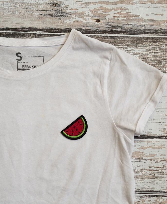 koszulka z arbuzem