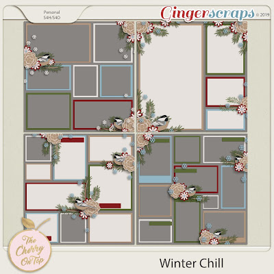 Winter Chill Templates