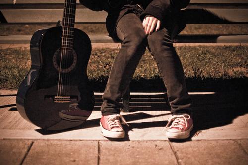 Cord Gitar Aku Rindu Ibu