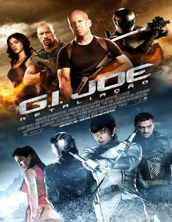 G.I. Joe Retaliation 2013 Hindi Dual Audio 500MB BluRay 720p ESubs HEVC Free Download Watch Online downloadhub.in