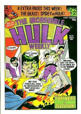 Incredible Hulk Weekly #47, Tyrannus