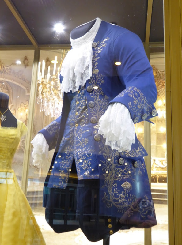 Beast movie costume Beauty and the Beast