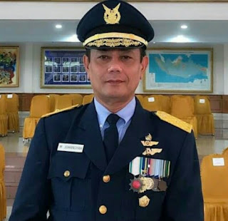 Marsekal TNi (Purn) Muhamamad Johansyah Berharap Pemerintah Segera ambil Flight Information Region (FIR)