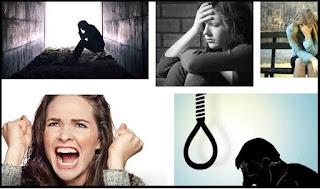 jenis jenis depresi