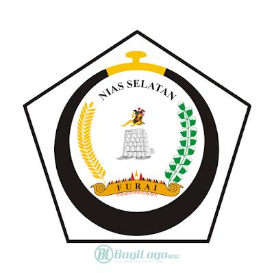 Kabupaten Nias Selatan Logo Vector
