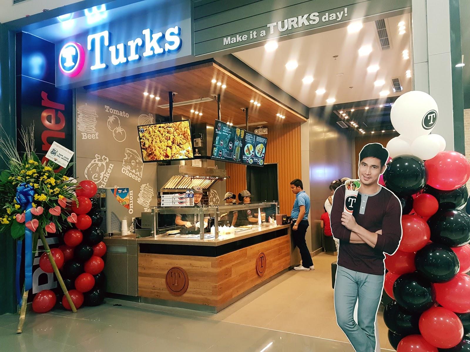 Make it a TURKS day at SM City San Jose del Monte! - Cheryl True ...