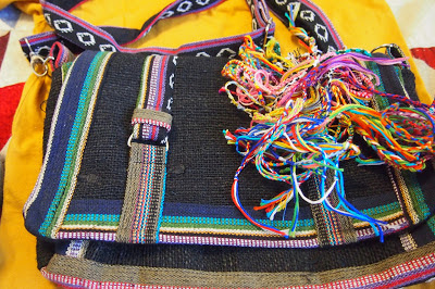night+nomad+and+friendship+bracelets - Kindness Matters : Friendship Bracelets for Haiti