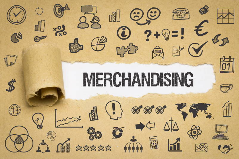 Mechandising con licencia de Abobe Stock