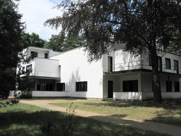 casa Direttore-case docenti-Walter Gropius-Bauhaus-Dessau