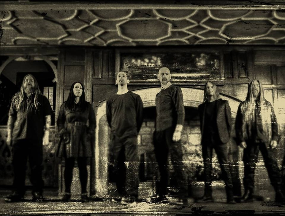 MY dying bride photo band