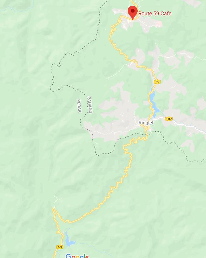 Percutian Pendek 2H1M Di Cameron Highlands, Pahang