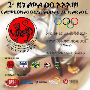 33º Campeonato Espírito-Santense de Karate