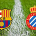 شاهد الان مباراة برشلونة بقيادة ميسى ورفاقه ضد اسبانيول