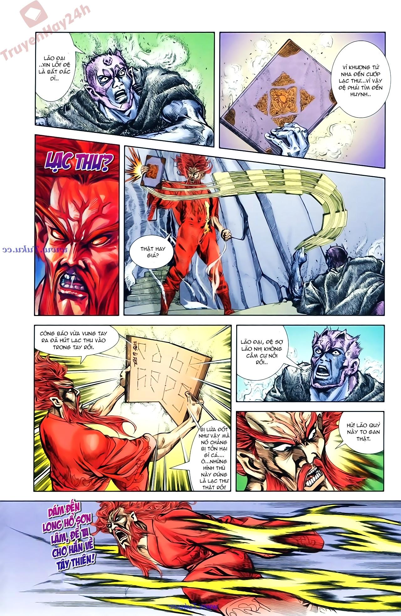 Cơ Phát Khai Chu Bản chapter 75 trang 4