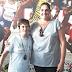 Zezé, ex jogadora da Seleção Brasileira de basquete, visitou em Santa Rita