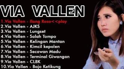 Download Kumpulan Lagu Via Vallen Terbaru 2018 Mp3 Full Album Terlengkap