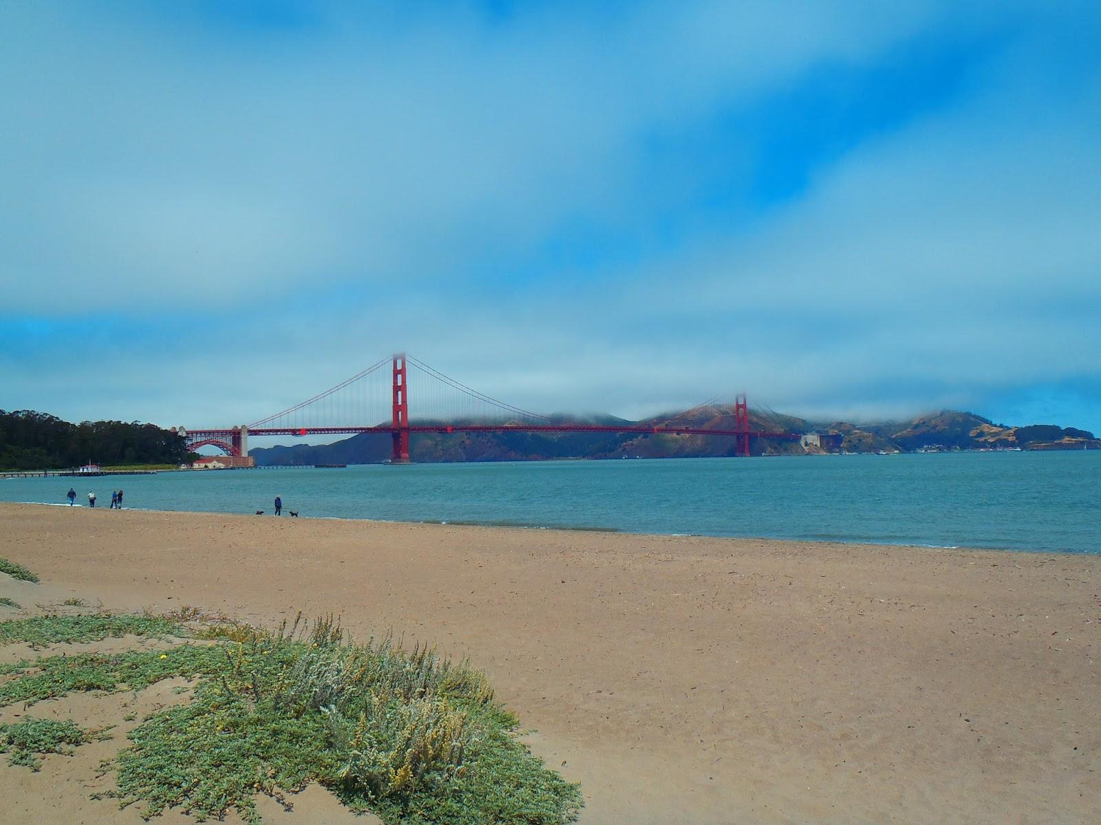 Biking San Francisco S Golden Gate Bridge The Aussie