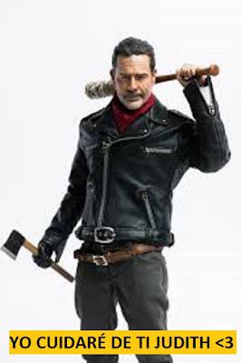 The Walking Dead 9x16 Negan en busca de Judith
