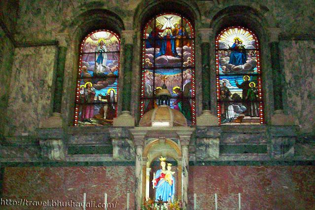 Don Bosco's Madonna Church Amar Akbar Anthony Shooting Location