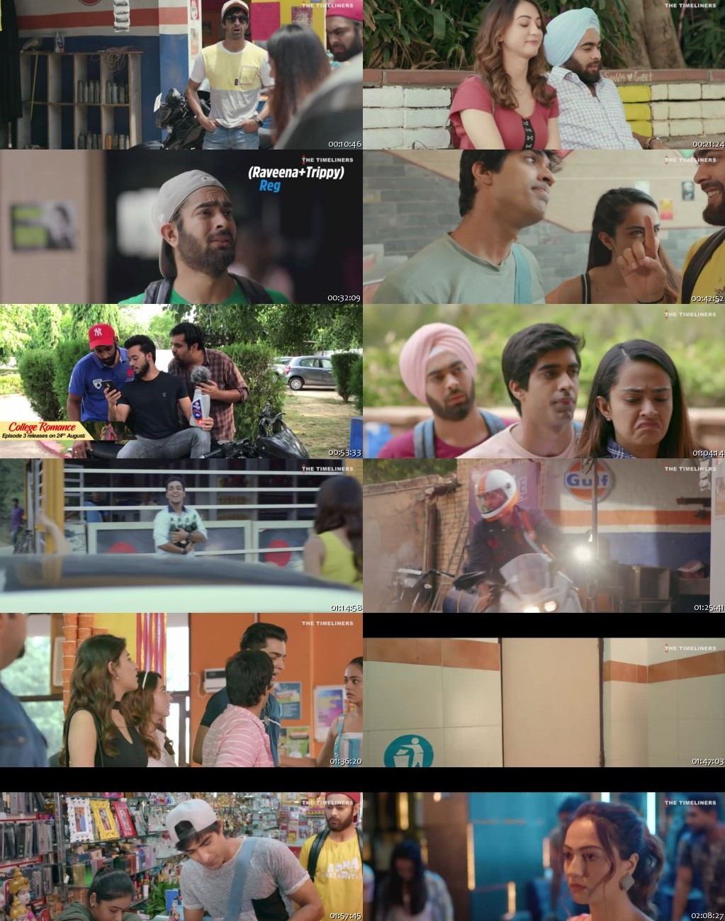 College Romance 2018 All Episodes HDRip 720p Season 1