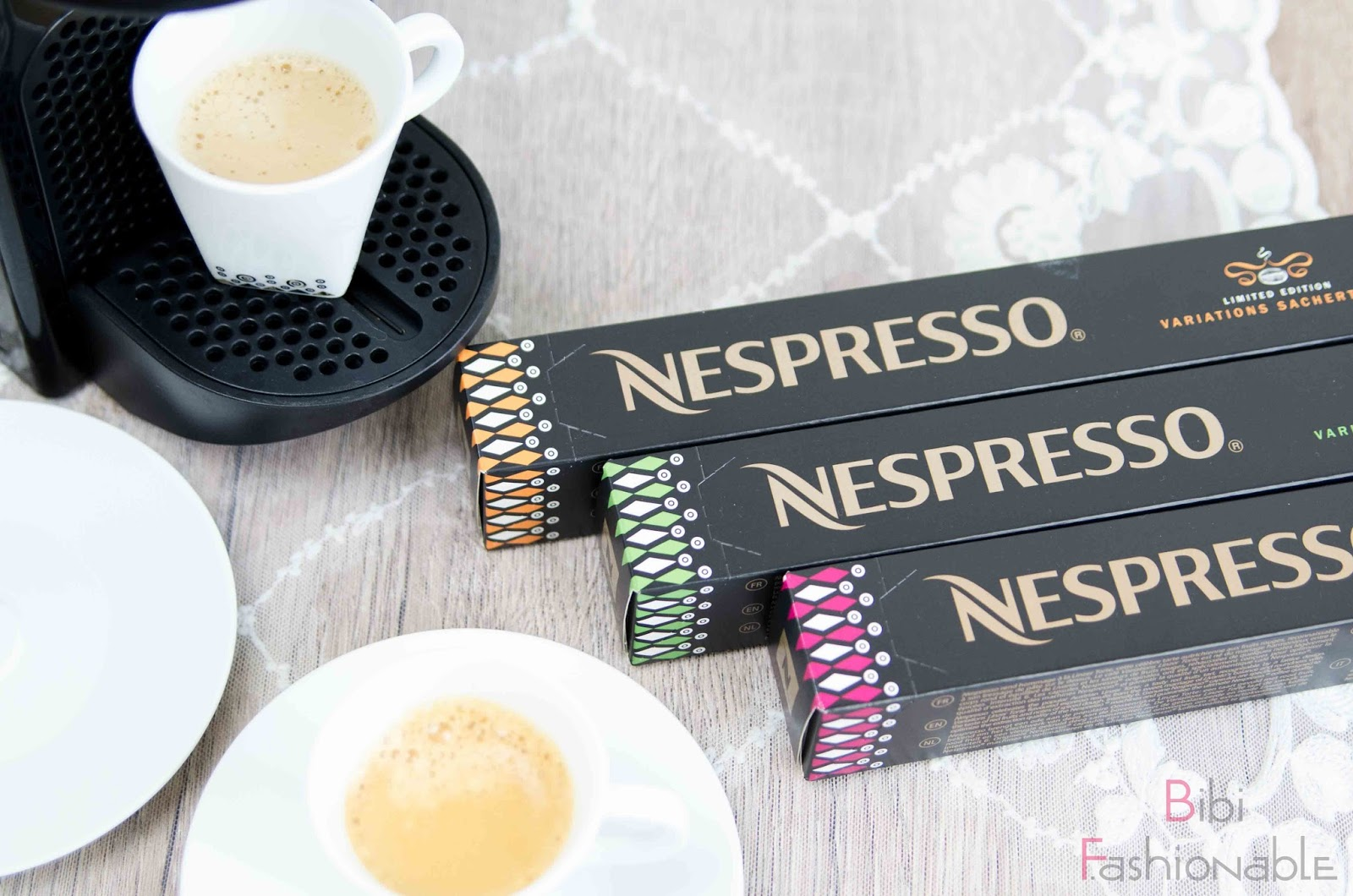 Nespresso Variations Winter 2016 Titelbild