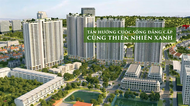Dự án Gelexia Riverside Tam Trinh Hoàng Mai
