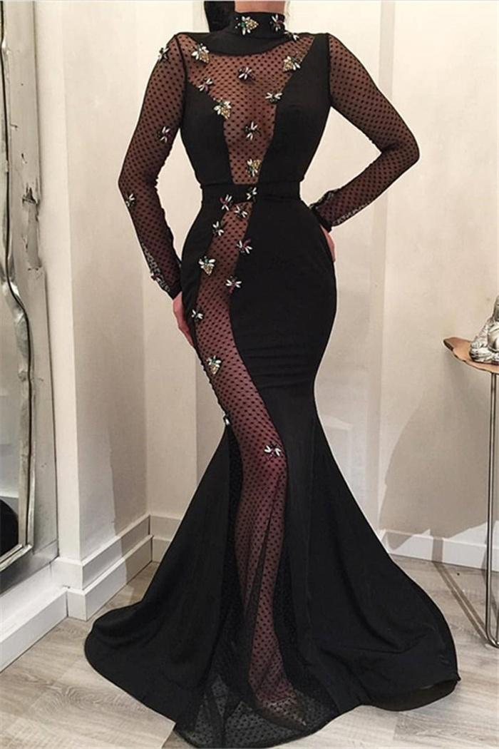 https://www.27dress.com/p/floor-length-appliques-sexy-sleeves-long-high-neck-mermaid-prom-dresses-109430.html