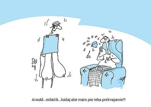 karikatúra sex vtip