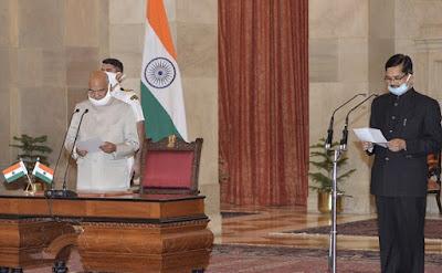 Sanjay Kothari sworn in as Central Vigilance Commissioner (CVC)