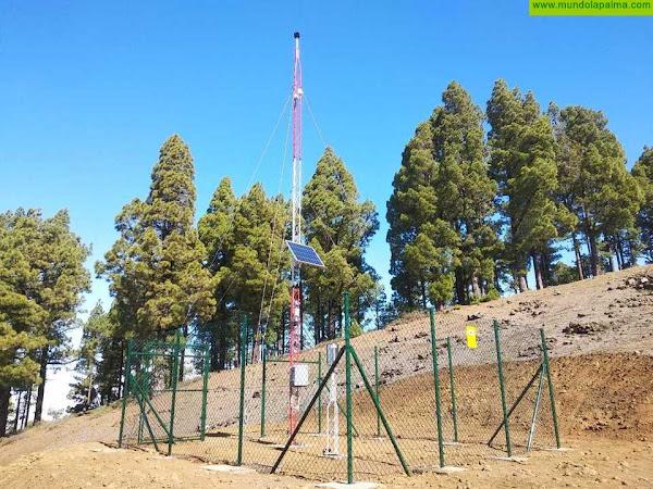 El Gobierno de Canarias pone en marcha un sistema de observación meteorológica y estudio del cambio climático
