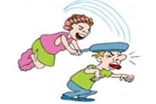 En Komik Fıkralar - Karı Koca ve Kadın Erkek Fıkraları - Niye Vurdun - komiklerburada
