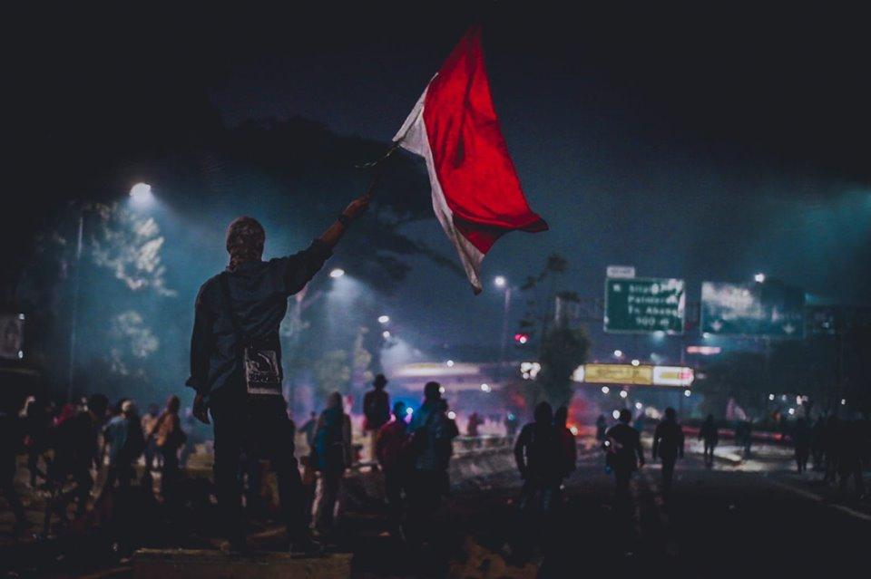 Hersubeno Arief: Gerakan Mahasiswa 2019: Manusia Bodoh dan Kuda Tunggang?
