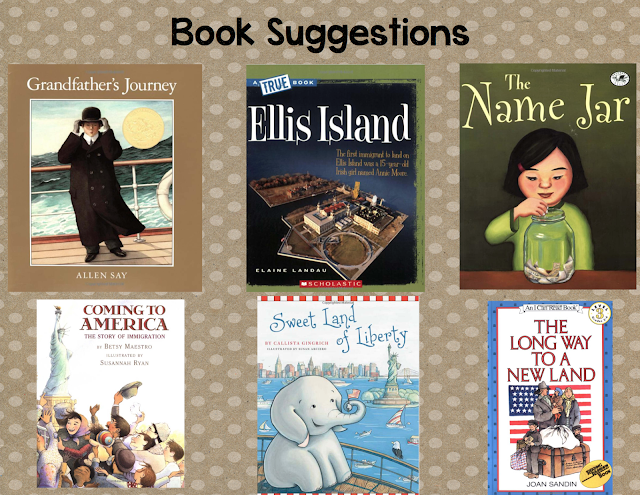Click here to learn all about teaching elementary students about immigration in social studies.  Included are ideas about immigration, Ellis Island and famous American immigrants.  Perfect for 2nd, 3rd and 4th grade. {second, third, fourth grade, homeschool}