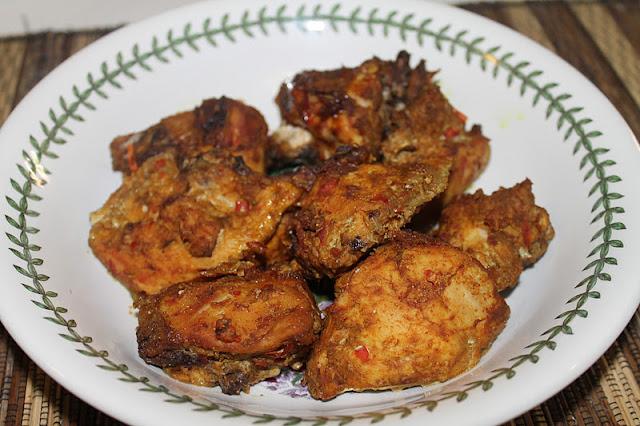 Ayam Panggang Istimewa